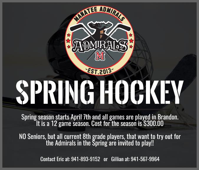 spring hockey