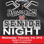 Manatee Admirals High School Hockey Team.